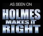 Holmes makes it right